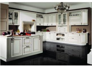 Кухонный гарнитур угловой Жаклин - Мебельная фабрика «Альбина»