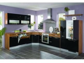 Кухонный гарнитур угловой Лайф - Мебельная фабрика «Альбина»