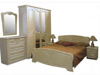 Спальня Натали-6 МДФ
