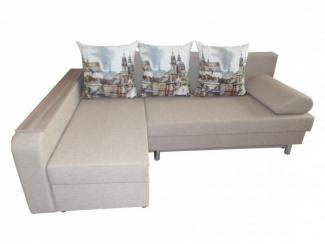 Светлый диван Юта  - Мебельная фабрика «Арбат»