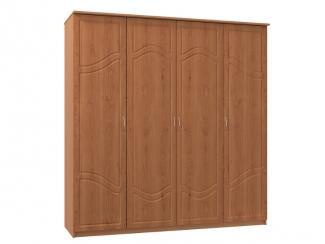 Шкаф МДФ 4-х створчатый