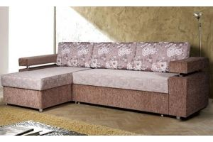 Угловой диван Виктория 2 - Мебельная фабрика «Заславская»