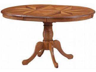 Стол круглый раскладной 3687М - Импортёр мебели «МебельТорг»