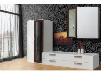 Гостиная в белом цвете - Мебельная фабрика «Астмебель»