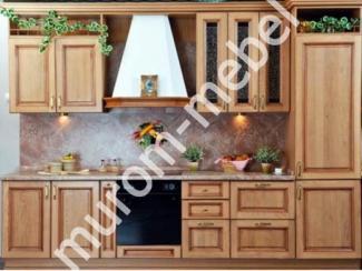 Кухонный гарнитур прямой Виктория - Мебельная фабрика «Муром-мебель»