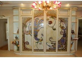 Красивый шкаф-купе  - Мебельная фабрика «Мебелина»
