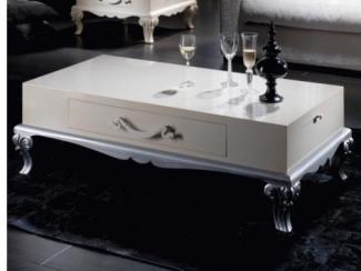 Стол журнальный Мод 6505 - Импортёр мебели «Мебель Фортэ (Испания, Португалия)»