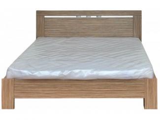 Кровать 2-сп. Оливия П237.02 - Мебельная фабрика «Пинскдрев»