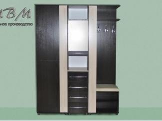 Набор мебели для прихожей Саша 7 - Мебельная фабрика «МВМ»