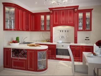 Кухня Версаль МДФ - Мебельная фабрика «Гармония мебель»