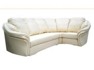 Белый диван Империя 11