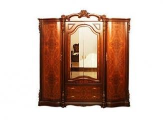 Шкаф АНДЖЕЛИНА - Импортёр мебели «FANBEL»