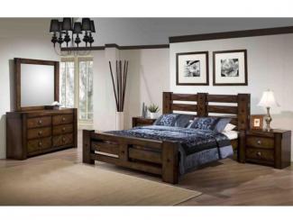 Спальный гарнитур Dallas - Импортёр мебели «Theodore Alexander»