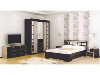 Спальный гарнитур Эдем-3 - Мебельная фабрика «Северная Двина»