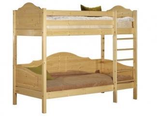 Практичная 2-ярусная кровать Кая (K3) - Мебельная фабрика «Timberica»