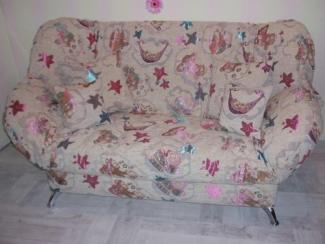 Диван прямой Бриз Панда - Мебельная фабрика «Диваны от Ани и Вани»