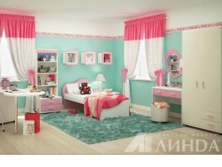 Детская Дюймовочка - Мебельная фабрика «Линда»