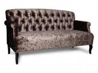 Небольшой тканевый диван