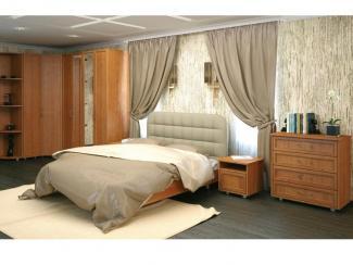 Спальня ЛДСП t22 арт.2 - Мебельная фабрика «Кухни Заречного»