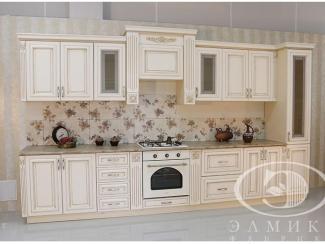 Кухонный гарнитур прямой 25 - Мебельная фабрика «Элмика»