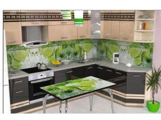 Кухня угловая Лайм