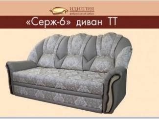 Диван прямой Серж 6 - Мебельная фабрика «Идиллия»