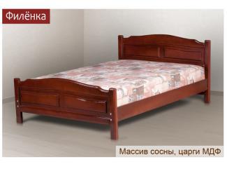 Кровать «Филенка» - Мебельная фабрика «Авеста», г. Ульяновск