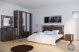 Спальня Гранада Венге, ваниль - Мебельная фабрика «Вестра»