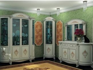 Гостиная Джина Крем - Салон мебели «Zaman»