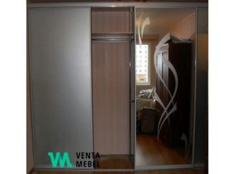 ШКАФ ВСТРОЕННЫЙ VENTA-0108 - Мебельная фабрика «Вента Мебель», г. Санкт-Петербург