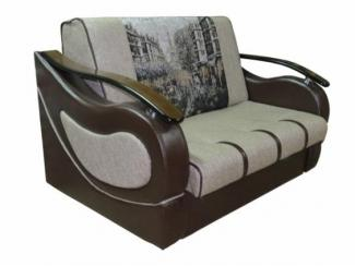Прямой диван Аккордеон