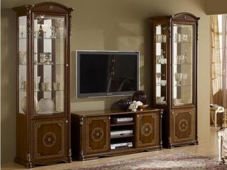 Гостиная стенка  «Талия орех» - Оптовый мебельный склад «Дина мебель»