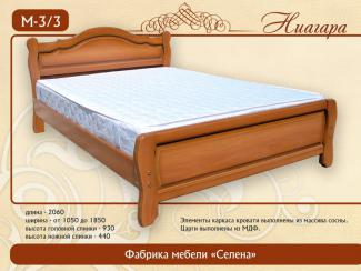 кровать «Ниагара М-3 - 3»