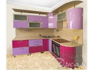 Яркий кухонный гарнитур  - Мебельная фабрика «Джая»