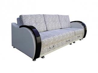 Линейный диван Еврокнижка Z-7 шагающая - Мебельная фабрика «Ассамблея»