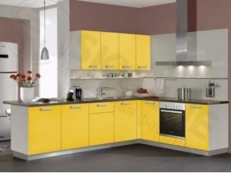 Кухонный гарнитур угловой Миксколор - Мебельная фабрика «SL-Мебель»