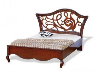 Кровать изголовье с резьбой