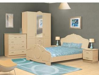 Спальня Валенсия комплектация 2 - Мебельная фабрика «Аристократ»