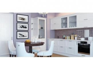 Кухня Стреза из массива дуба - Мебельная фабрика «Кухни Медынь»