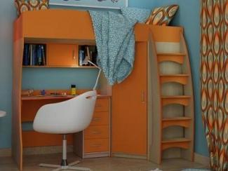 Двухъярусная кровать Колибри - Мебельная фабрика «Порта»