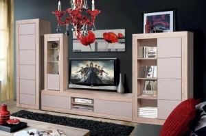 Гостиная модульная Лондон - Мебельная фабрика «Калинковичский мебельный комбинат»