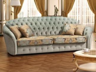 Диван прямой Брюсель - Мебельная фабрика «Аллегро-Классика»
