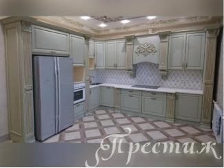 Кухня из массива дерева CRACIA 2 - Мебельная фабрика «Престиж»