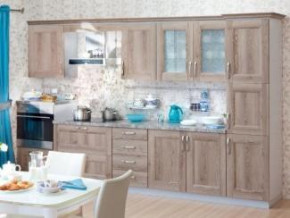 Кухонный гарнитур прямой Кантри - Мебельная фабрика «Янтарь»