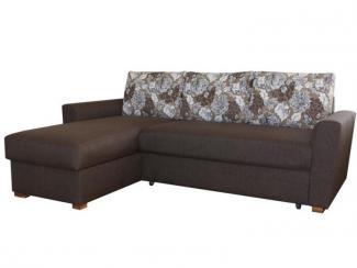 Угловой диван Виктория 2-1 комфорт  - Мебельная фабрика «Боровичи-мебель», г. Боровичи