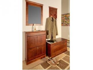 Прихожая Дания - Мебельная фабрика «Wood-Stock»