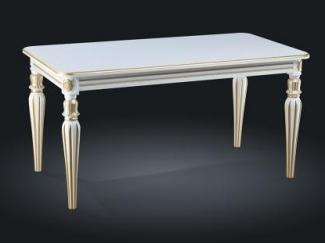 Стол журнальный с золотом арт.193 - Мебельная фабрика «Уфамебель»