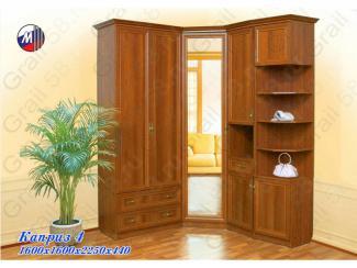 Прихожая «КАПРИЗ 4» - Мебельная фабрика «Грааль»