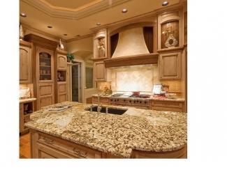 Кухня М 2 из массива - Мебельная фабрика «Темп»