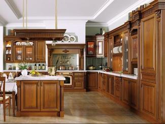 Кухня угловая Бергонцо - Мебельная фабрика «Avetti»